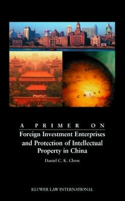 NEW A Primer On Foreign Investment Enterprises And... BOOK (Hardback)