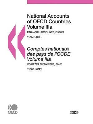 NEW National Accounts Of Oecd Countries 2009, Volume Iiia,... BOOK (Paperback)