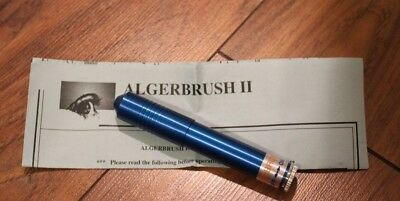 Algerbrush II Ophthalmic Instrument with Bur Corneal Rust Ring Removal