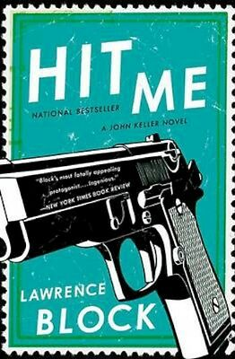NEW Hit Me by Lawrence Block BOOK (Paperback / softback) Free P&H
