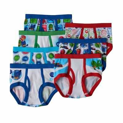 PJ Masks Boys Briefs Underwear New
