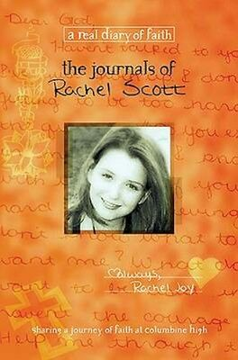 NEW The Journals Of Rachel Scott by Beth Nimmo BOOK (Paperback) Free P&H