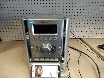 For Repair!! SONY CMT-HP7 MICRO HI-FI  STEREO SYSTEM 5-CD CHANGER TAPE AM/FM -