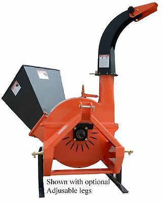 "Wood Chipper 4""dia. Cat.I 3pt 16HP+ Rated (FH-BX42)"