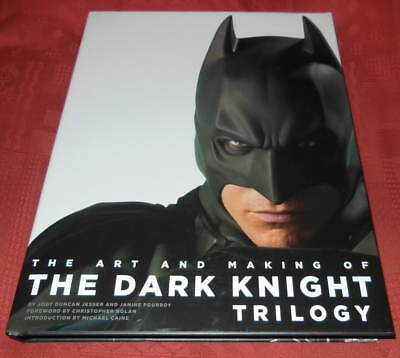 The Art And Making Of The Dark Knight Trilogy Inside Christiopher Nolans Epic