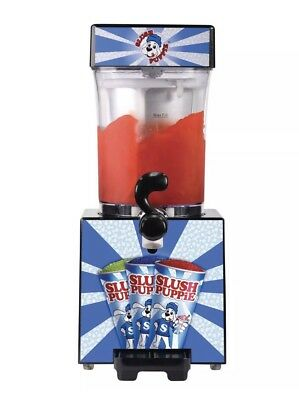 Official Slush Puppie Machine Home Made Slush Includes Syrup!