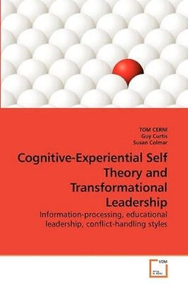 NEW Cognitive-Experiential Self Theory And Transformational... BOOK (Paperback)