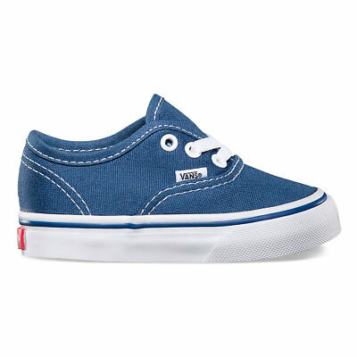 VANS Toddlers Authentic Canvas Navy  VN-0ED9NVY All Sizes 4-10 Free Ship