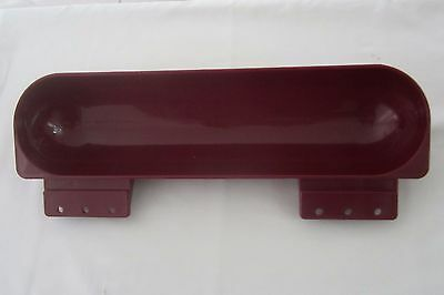 Spill Candy Tray (Maroon) made for the 1-800 Vending Machines