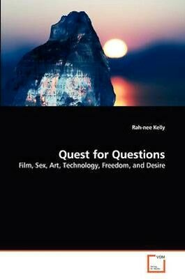 NEW Quest For Questions by Rah-Nee Kelly BOOK (Paperback / softback) Free P&H
