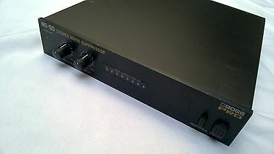 Boss Ns-50 Noise Suppressor Effects Processor Pro Series