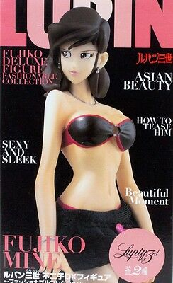 Lupin the 3rd Third FUJIKO MINE DX Figure Fashionable Collection JAPAN ANIME