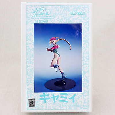 Street Fighter 2 Cammy 1/8 Model Kit Figure Musashiya CAPCOM JAPAN GAME