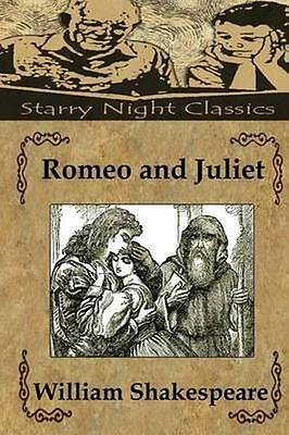 NEW Romeo And Juliet by William Shakespeare BOOK (Paperback / softback)