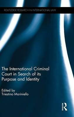 NEW The International Criminal Court In Search Of Its... BOOK (Hardback)