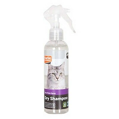 Shampooing sec pour chat ref 1033328