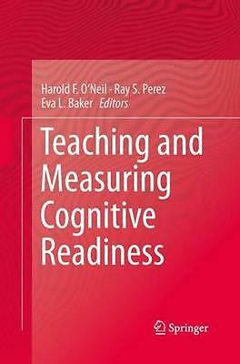 NEW Teaching And Measuring Cognitive Readiness BOOK (Paperback) Free P&H