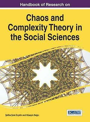 NEW Handbook Of Research On Chaos And Complexity Theory In... BOOK (Hardback)