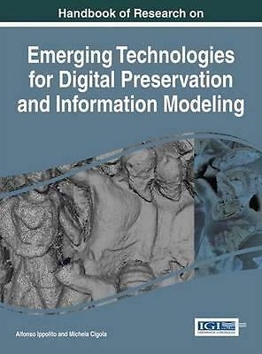 NEW Handbook Of Research On Emerging Technologies For... BOOK (Hardback)