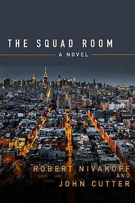 NEW The Squad Room by John Cutter BOOK (Hardback) Free P&H