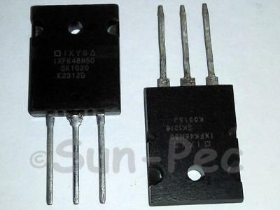 IXYS IXFK48N50 HiPerFET Power MOSFETs N-Channel TO-3PL 48A 500V 1pcs New
