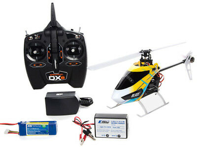 RC Helicopter 200 S RTF with SAFE Technology (BLH2600) BLADE