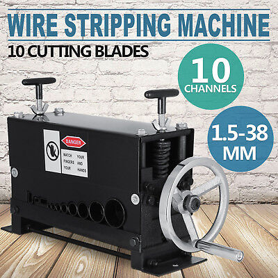 Copper Wire Stripping Machine Cable Stripper Scrap Recycle Tool Stripper Scrap