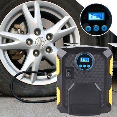12v Electric Digital Car Air Compressor 150PSI Tyre Deflator Portable Inflator
