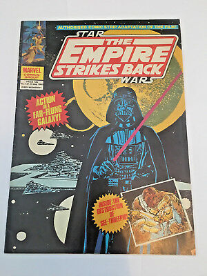 Star Wars Weekly, The Empire Strikes Back, No 131 August 24th 1980 Marvel Comics