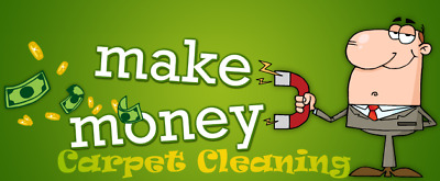 Carpet Cleaning Business Opportunity