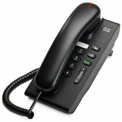 Cisco 6901 Unified IP Phone Slimline schwarz