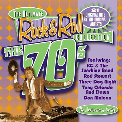 Ultimate Rock & Roll Collection: The 70s NEW CD