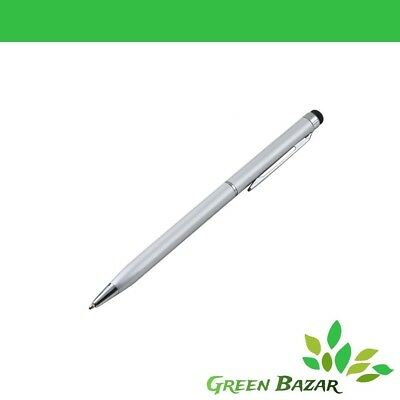 PENNA Touch Screen  per SMARTPHONE Tablet PHONE Cellulare PEN bianco