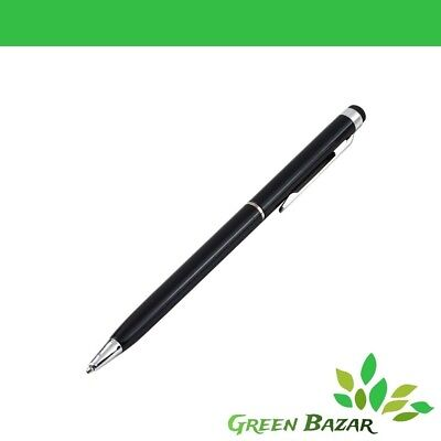 PENNA Touch Screen  per SMARTPHONE Tablet PHONE Cellulare PEN nero