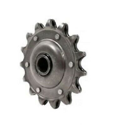 "0335017 - Stamped Idler Sprocket 17 Teeth w/ 1/2"" Bore For 50 Chain USA"