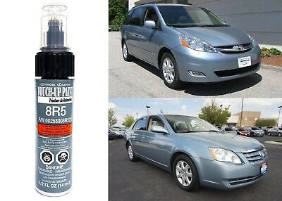 Genuine Toyota 00258-008R5-21 Blue Mirage Metallic 8R5 Touch-Up Paint Pen New