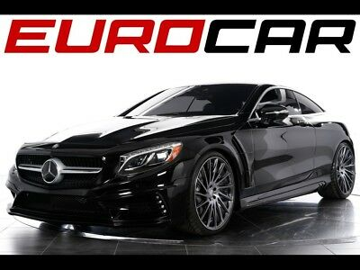2015 Mercedes-Benz S-Class S550 4MATIC (WALD Black Bison body kit) 2015 Mercedes-Benz S550 4MATIC -WALD Black Bison Body Kit, One-of-a-kind!
