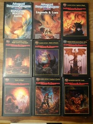 Choose from different Modules good to very good condition (AD&D, TSR)