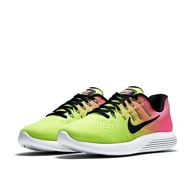 4831b9a10261 ... sale mens nike lunarglide 8 oc olympic running shoes new multicolor  msrp 120 b64a8 867a9