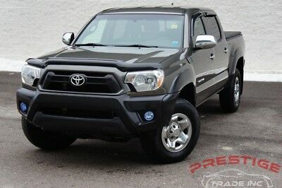 2012 Toyota Tacoma PreRunner 2012 Toyota Tacoma PreRunner 4dr Double Cab 5.0 ft SB 4A 4cyl  2.7 serviced NICE