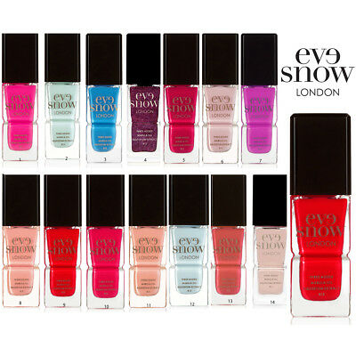 Nail Polish Paint Gel Varnish Care Soak Off Top Base Coat Art Quick Dry Gift Eve