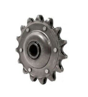 "0344018 - Stamped Idler Sprocket 18 Teeth w/ 5/8"" Bore For 40 & 41 Chain USA"