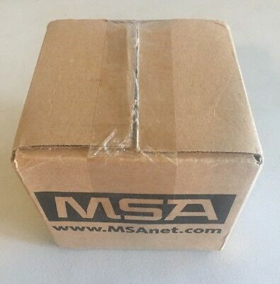 New Msa Gas Mask Filter / Canister- Fire/chemical/riot/military/ Police/tear Gas