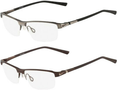 Nike Optical Men's Titanium Eyeglasses Frames 6052 (002 / 067)