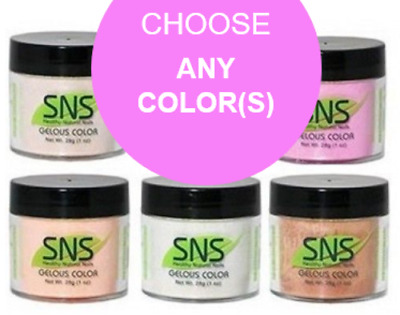 SNS Dip Dipping Powder AU Collection 28g / Choose Any Color(s)