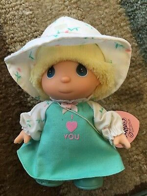 vintage I LOVE YOU precious moments doll