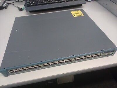 Cisco WS-C3548-XL-EN 48-Port Switch