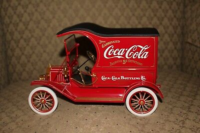 Coca Cola Ford Model T Delivery Truck by Franklin Mint