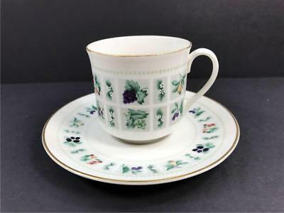 Royal Doulton Tapestry Cup & Saucer