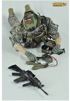 VERY HOT US ARMY EOD Operation Iraqi Freedom Set 1/6